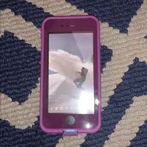 I phone 6 life proof case